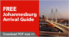 Free Johannesburg Arrival Guide