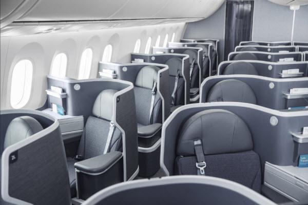 American Airlines International Flights Business Class
