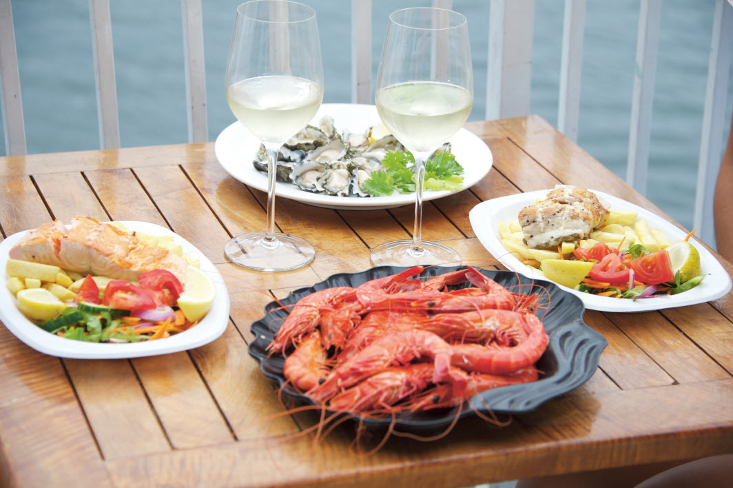 Port Stephens Seafood Dining