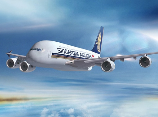 Singapore Airlines Flights - Economy and Business Class Promotion - Webjet