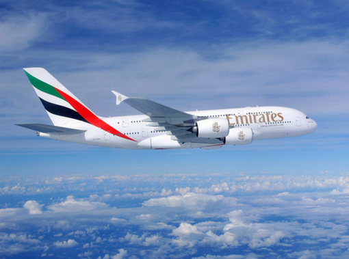 Emirates Flights - Emirates Airlines Tickets and Bookings
