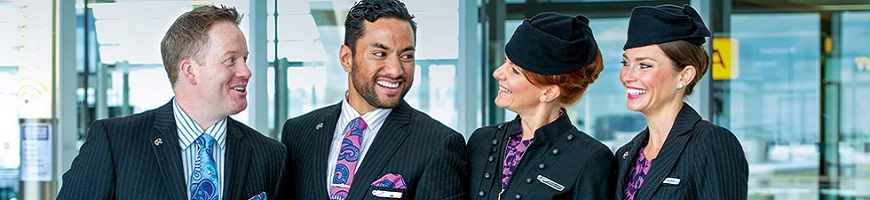 Air New Zealand Staff