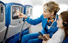 Klm Royal Dutch International Flights Business Class