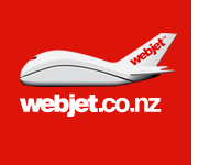 Webjet logo red