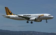 Tiger Airways Aircraft