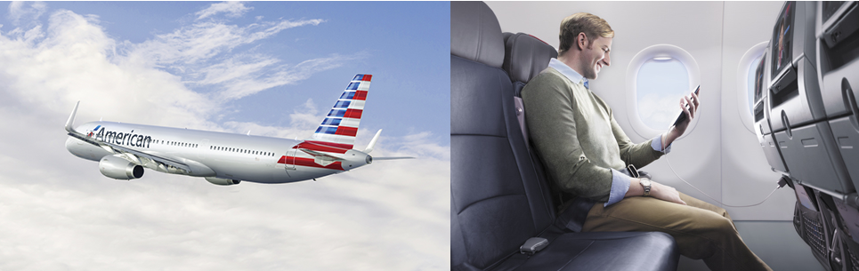 American Airlines Fleet Aircraft and Cabin